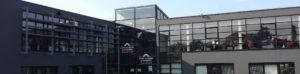 Le siège du centre européen de formation